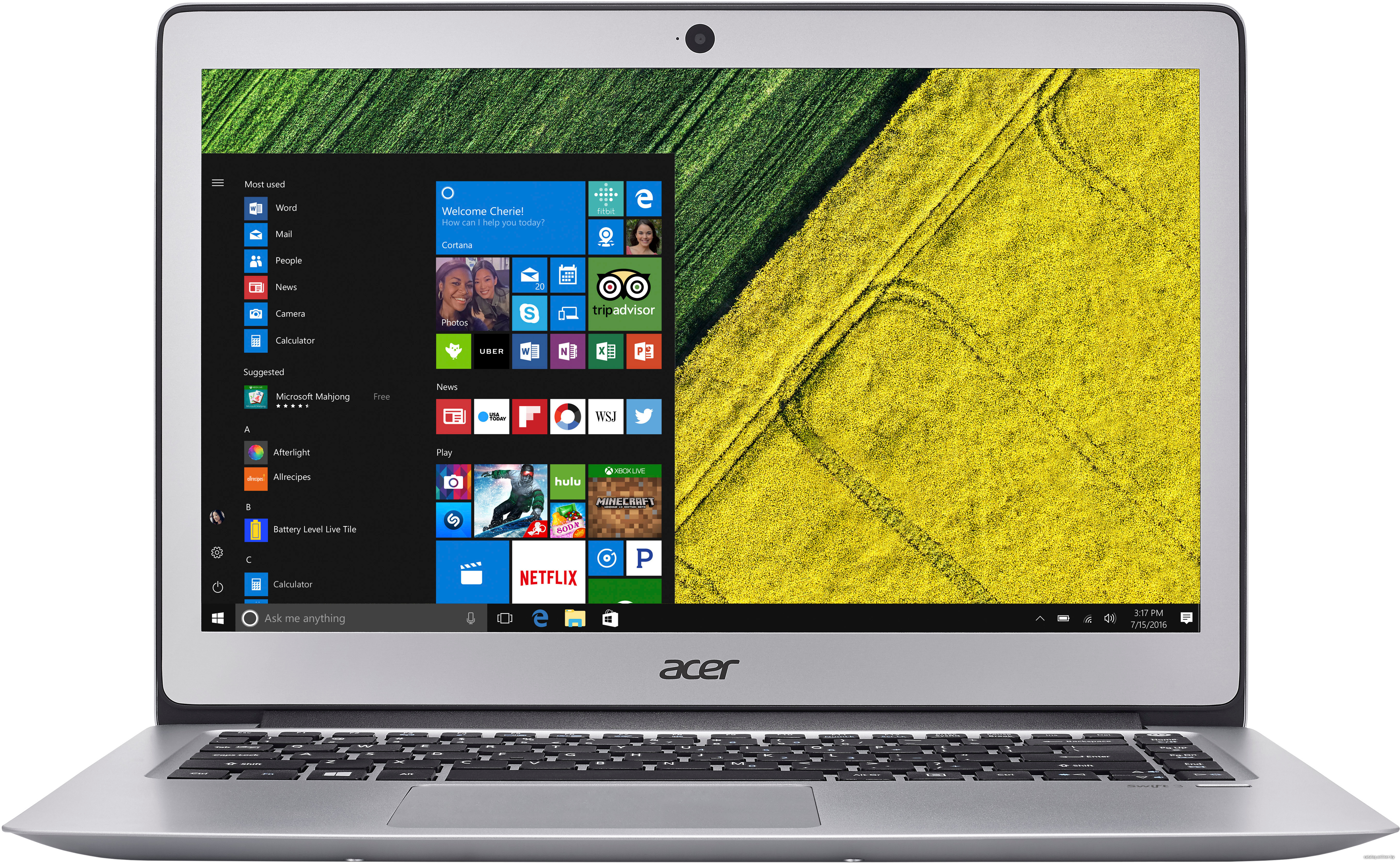 Acer Swift 3 SF314-51-36RE
